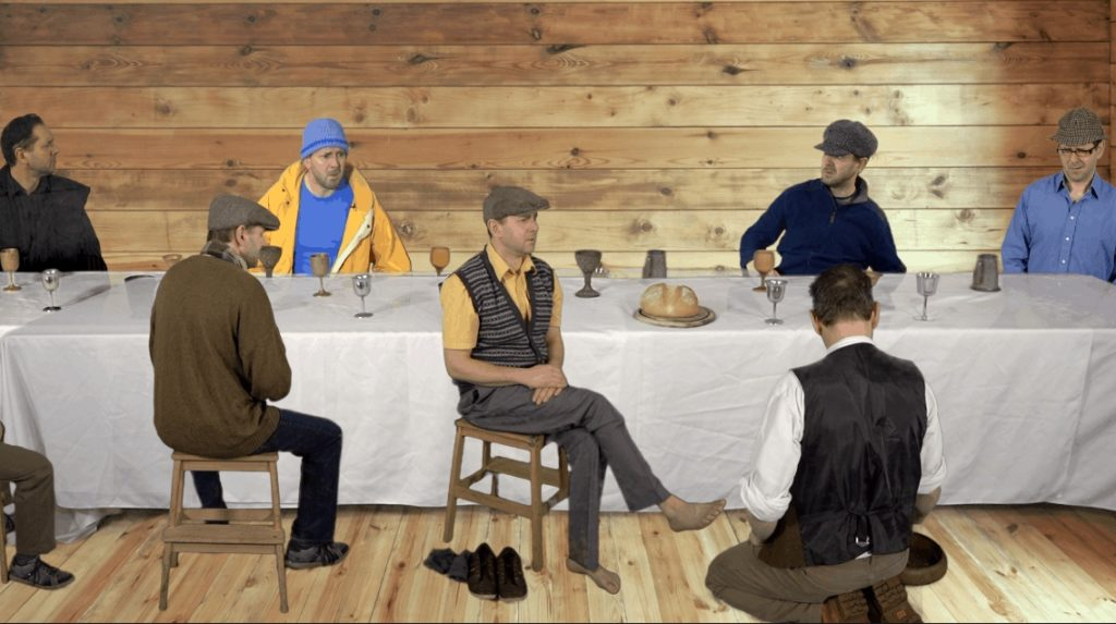 Chapter 5 – The Last Supper (part 1)