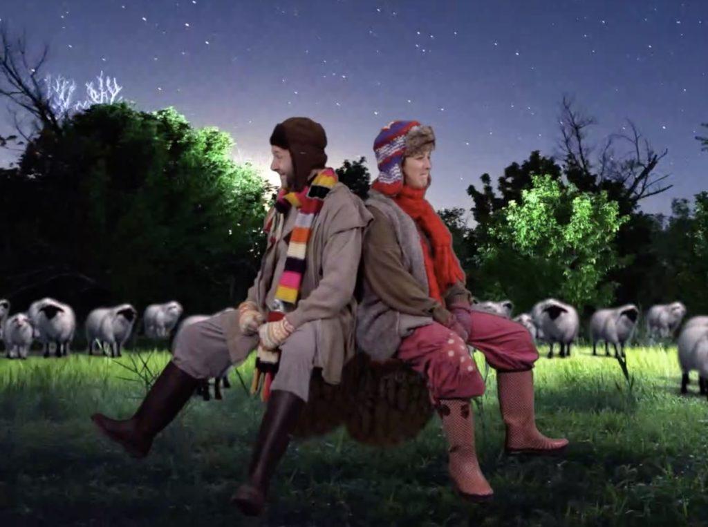 Chapter 10: Shepherd Surprise!